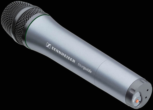 sennheiser em 100 ew100 reciever with ew 100 uhf wireless microphone rental for seattle. Black Bedroom Furniture Sets. Home Design Ideas